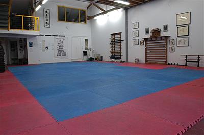 Aikido Dojo Hire, Self Defense Training Room Hire, Weapons ...
